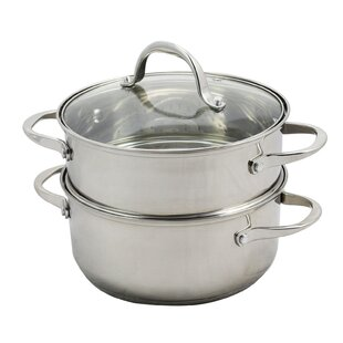 Brenta 3 Qt. Stainless Steel Stainless Steel