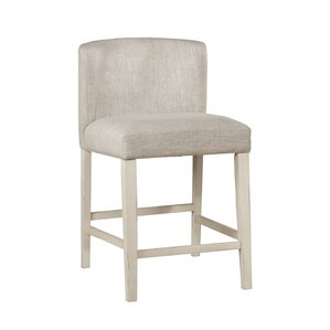 Kinsey Cottage Bar Stool (Set of 2) by Rosecliff Heights