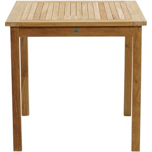 Review Bellwether Teak Dining Table