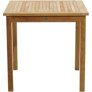 Buy Sale Price Bellwether Teak Dining Table