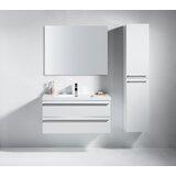 Sofia 24 Wall-Mounted Single Bathroom Vanity by RTG Vanities
