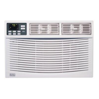 10000 BTU Energy Star Window Air Conditioner with Remote Black Decker
