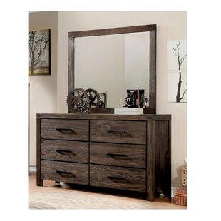 Pettigrew 6 Drawer Dresser