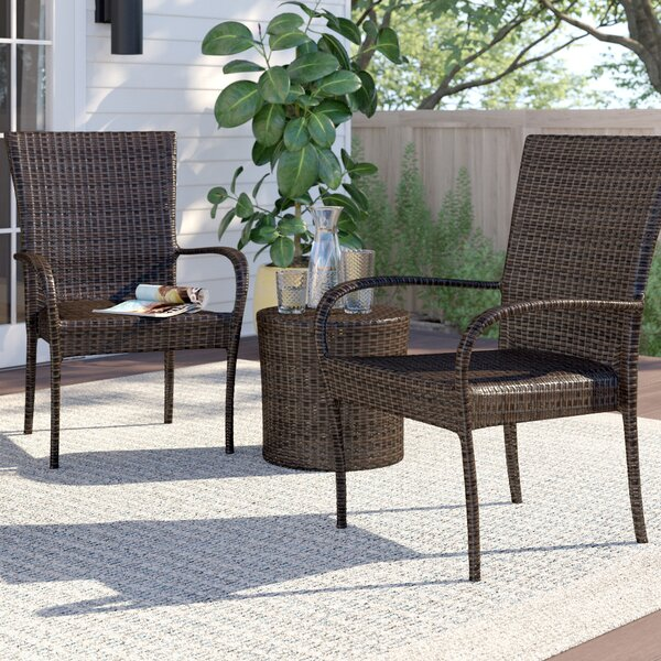 Resin Weave Wicker Patio Furniture Wayfair Ca