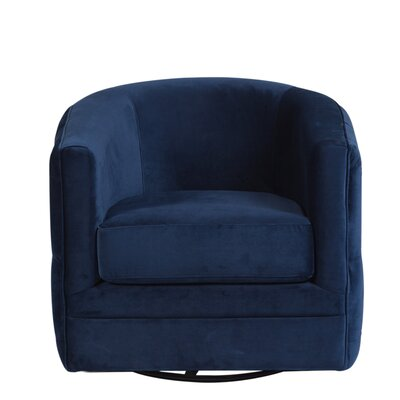 Swivel Velvet Accent Chairs You Ll Love In 2019 Wayfair