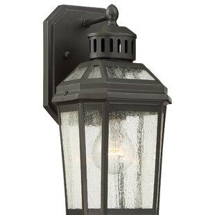 Gracie Oaks Krithika 1-Light Outdoor Wall Lantern