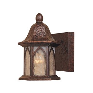 Charlbury 1-Light Outdoor Wall Lantern