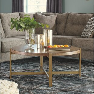 Comparison Miles Coffee Table By Union Rustic