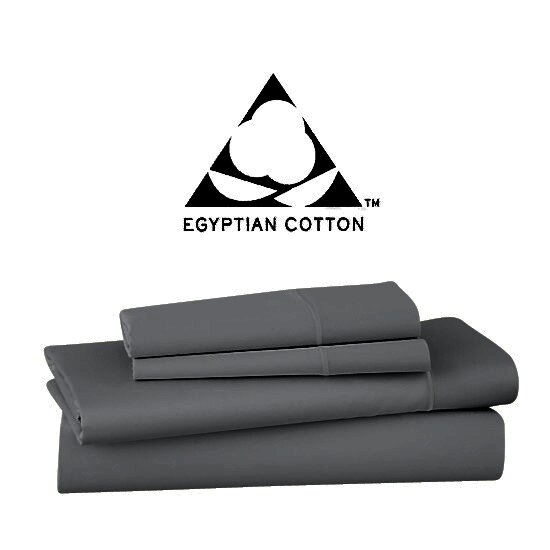 thread count egyptian quality cotton extra deep pocket sheet set