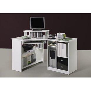 Glover L-Shape Computer Desk By Mercury Row