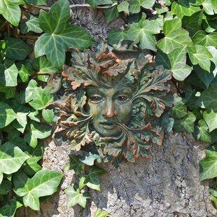 Greenmen Spirit Garden Wall Decor Image