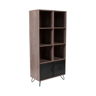 Efigenia Standard Bookcase by Union Rustic