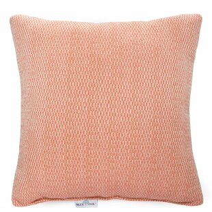 Blink Coral Outdoor Pillow (Set of 2) by Blue Oak Outdoor