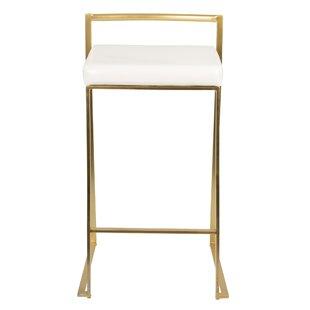 gold counter stools. Gary 27\ Gold Counter Stools N