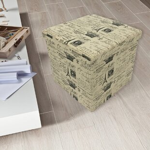 Pressnell Storage Ottoman by One Allium Way