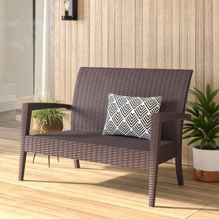Kassiopeia Loveseat by Mercury Row