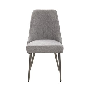 Best Price Polina Upholstered Dining Chair (Set of 2) by Union Rustic Reviews (2019) & Buyer's Guide