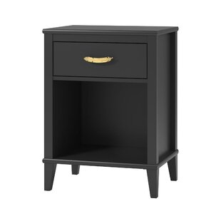 Monarch Hill Hawken 1 Drawer Nightstand by Little Seeds