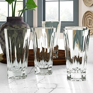 Mcardle 19 oz. Plastic Drinking Glass (Set of 6)