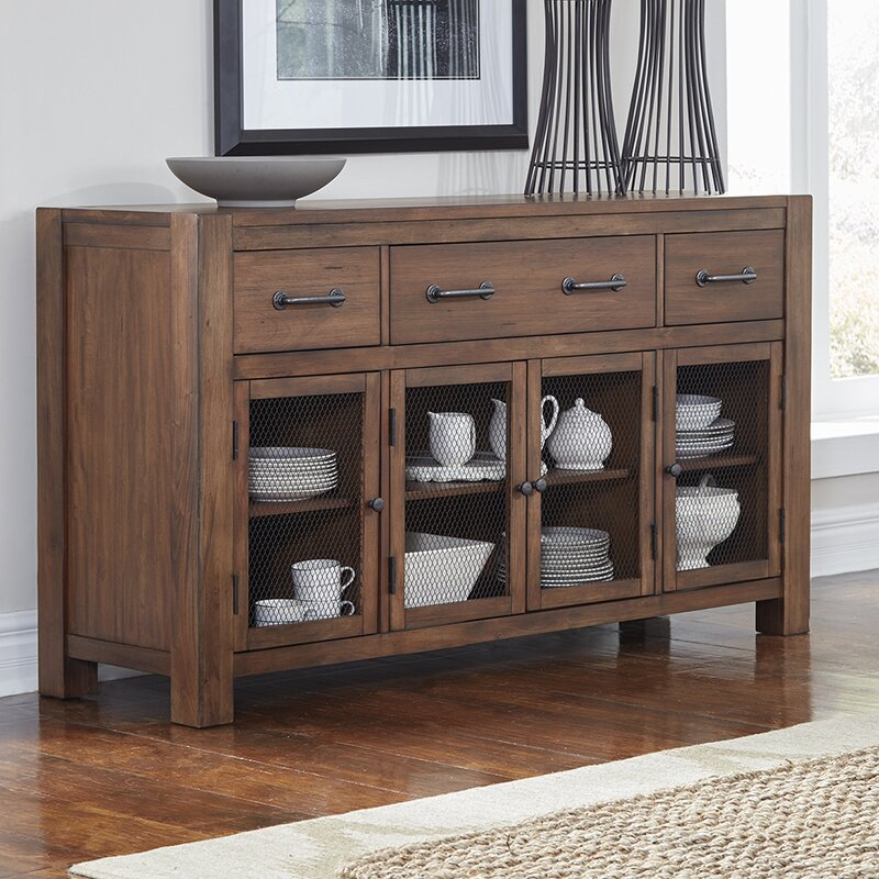 Trevion Buffet Table