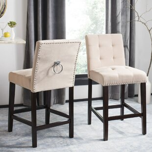 Rumi 26.5 Bar Stool (Set of 2) DarHome Co