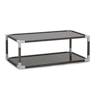Annibale Colombo Marble Top Coffee Table