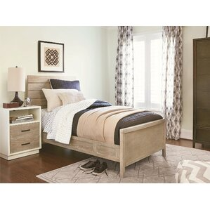 myRoom Panel Configurable Bedroom Set by SmartStuff Furniture