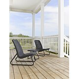 Stickel 3 Piece Rattan Seating Group