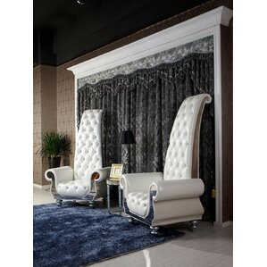 Mercer41 Berbor Luxe Tall Armchair Image