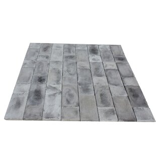 rundle stone concrete patio on a pallet kit - Patio Flooring