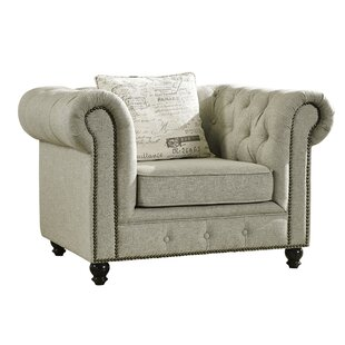 Alcott Hill Hoppe Club Chair