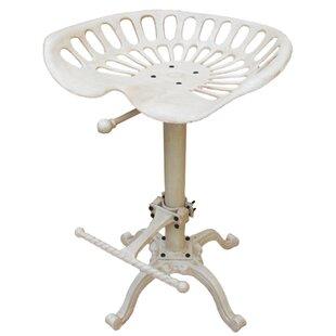 Pleasant Adjustable Height Vanity Stool Wayfair Pdpeps Interior Chair Design Pdpepsorg