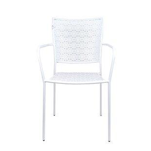 Ciaran Stacking Garden Chair By Sol 72 Outdoor
