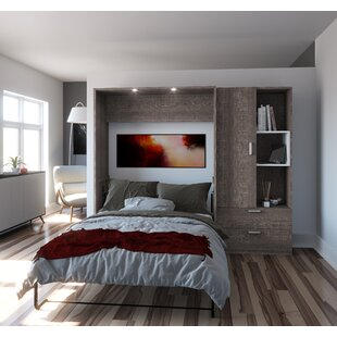 Medan Storage Murphy Bed by Wade Logan