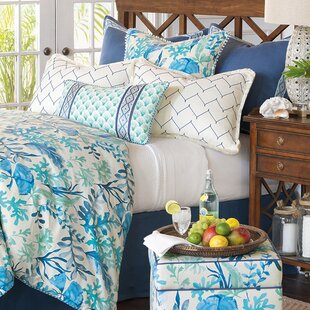Olympia Azure Comforter by Eastern Accents Wonderful