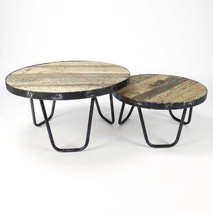 Buy Sale Ebert 2 Piece Coffee Table Set