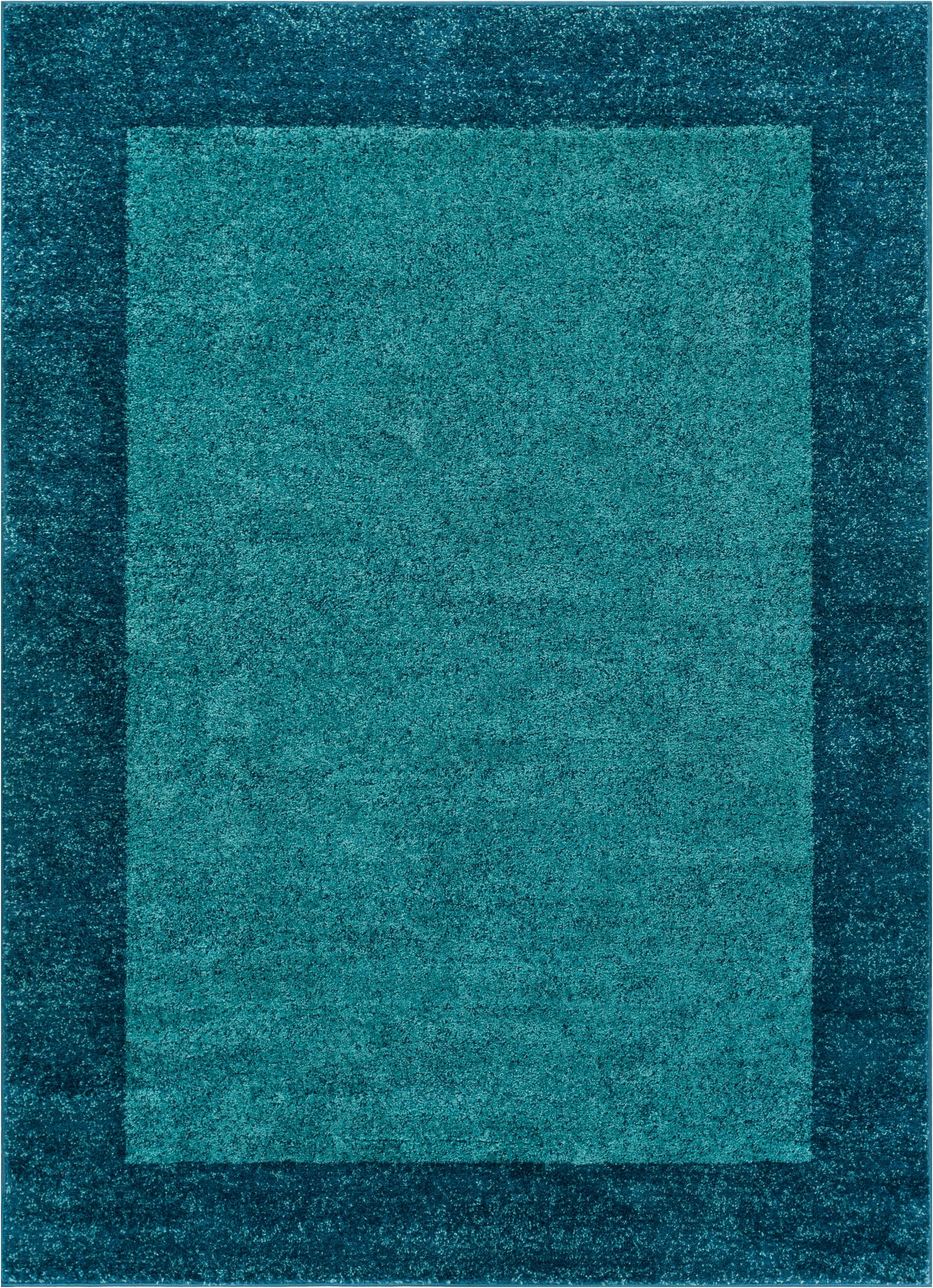 rugs rug wool prussian bluebellgray modern blue ombre