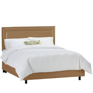 Depardieu Upholstered Panel Bed by House of Hampton