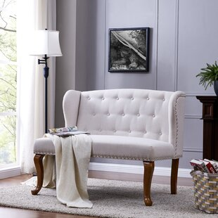 Cowles Tufted Chesterfield Loveseat
