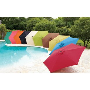 Barney Tiltable Patio 9' Market Umbrella by Ebern Designs