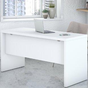 Kathy Ireland Office by Bush Echo 3 Piece Desk Office Suite