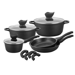 5 Piece Non-Stick Cookware Set