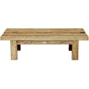 Johana Teak Coffee Table By Union Rustic