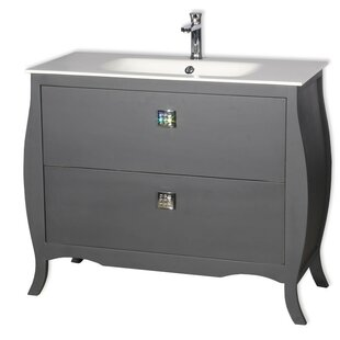 Check Prices Rosato 40 Single Bathroom Vanity (Set of 2) By Mercer41