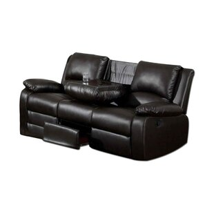 Gerardi Transitional Recliner Sofa