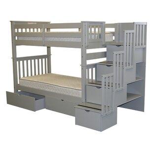 Grey Bunk Loft Beds You Ll Love Wayfair