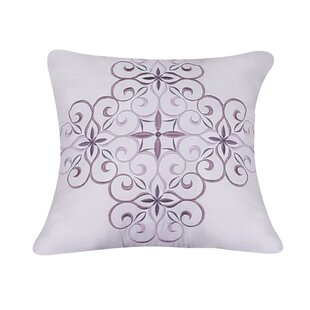 Santistevan Embroidered Throw Pillow