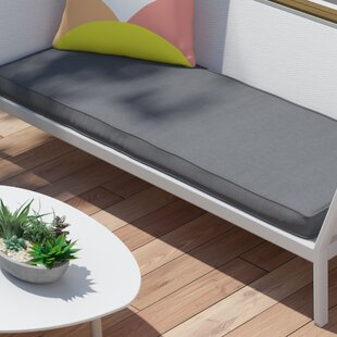 Telleman Indoor/Outdoor Sunbrella Bench Cushion