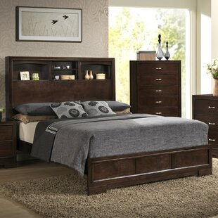 Queen Panel Bed by LYKE Home Fresh