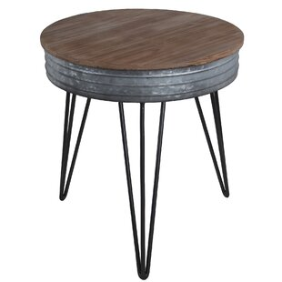 Herren End Table by Williston Forge